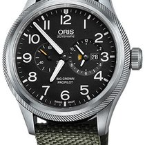 Oris Big Crown ProPilot Worldtimer 01 690 7735 4164-07 5 22 14FC 2020 new