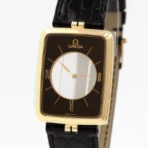 Omega Yellow gold 28mm Quartz BA 191.8523 Z pre-owned