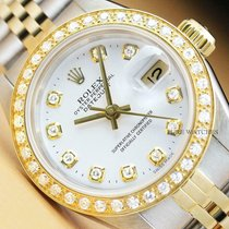 Rolex Lady-Datejust Steel 26mm White United States of America, California, Chino Hills
