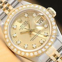 Rolex Lady-Datejust Steel 26mm Champagne United States of America, California, Chino Hills