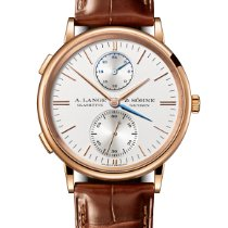 A. Lange & Söhne Saxonia 386.032 New Rose gold 38.5mm Automatic
