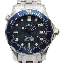 Omega Seamaster Diver 300 M Steel 36mm Blue No numerals United Kingdom, Birmingham