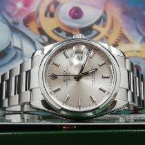 Rolex Oyster Perpetual Date Acciaio 34mm Argento Senza numeri Italia, CASTELD'ARIO(MN)