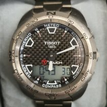 Tissot T-Touch Expert Titanium Black
