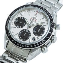 Omega Speedmaster Date Steel 40mm Silver
