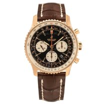 Breitling Navitimer 1 B01 Chronograph 43 new Automatic Watch with original box and original papers RB0121211C1P2