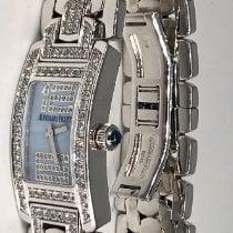 Audemars Piguet Promesse Oro blanco 20mm Azul