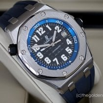 Audemars Piguet Royal Oak Offshore Diver Acier 42mm Noir Arabes