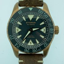 Eterna Bronze 44mm Automatic 1291.78.50.1422 new United States of America, Pennsylvania, Mars