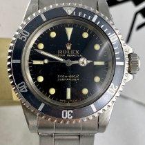 Rolex Submariner (No Date) Steel 40mm Brown No numerals