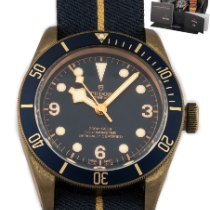Tudor Black Bay Bronze Bronze 43mm Blue Arabic numerals United States of America, Florida, Hollywood