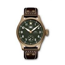 IWC Bronze Automatic Green new Big Pilot