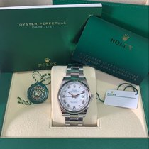 Rolex Steel 36mm Automatic 126200-0008 new