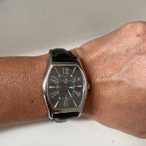 율리세 나르딘 스틸 35.5mm 자동 233-68 중고시계