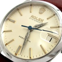 Rolex Oyster Precision 6466 Good Steel 30mm Manual winding
