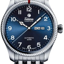 Tutima Steel Automatic 6102-06 new