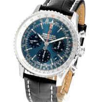 Breitling Navitimer 1 B01 Chronograph 43 new 2020 Automatic Chronograph Watch with original box and original papers AB0121211C1P1
