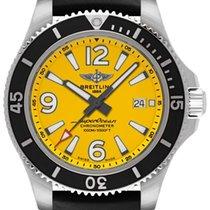 Breitling A17367021I1S2 Acier Superocean 44 44mm nouveau