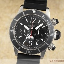 Jaeger-LeCoultre Master Compressor Diving Chronograph GMT Navy SEALs Acero 46.5mm Negro