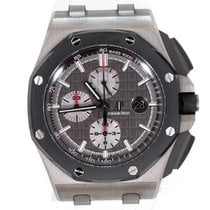 Audemars Piguet Royal Oak Offshore Chronograph Titan 44mm Grau Deutschland, Düsseldorf