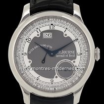 F.P.Journe Platinum Automatic Arabic numerals 40mm pre-owned Octa