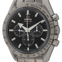 Omega Speedmaster Broad Arrow Steel 42mm Black United States of America, Texas, Austin