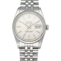 Rolex Datejust Steel 36mm Grey United States of America, New York, New York