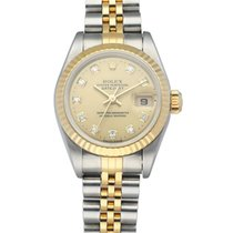 Rolex Lady-Datejust 69173 1993 pre-owned
