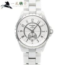 Chanel J12 36.5mm Blanc
