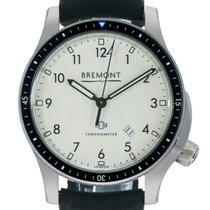 Bremont new Automatic Display back Central seconds Rotating Bezel 43mm Steel Sapphire crystal
