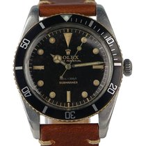 Rolex Submariner (No Date) Steel 37mm Black No numerals United Kingdom, Tunbridge Wells