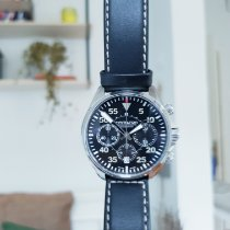 Hamilton Khaki Pilot occasion 42mm Noir Chronographe