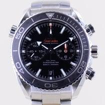 Omega Seamaster Planet Ocean Chronograph 23230465101001 2011 gebraucht