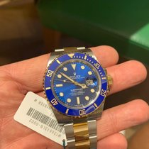 Rolex 126613lb Gold/Steel 2020 Submariner Date new