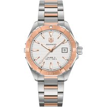 TAG Heuer Aquaracer 300M Steel 40.5mm Silver United States of America, New York, New York