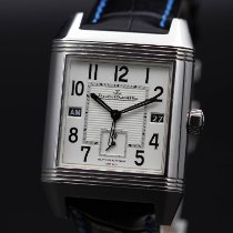 Jaeger-LeCoultre Reverso Squadra Hometime Steel 35mm White Arabic numerals United States of America, New Jersey, Long Branch