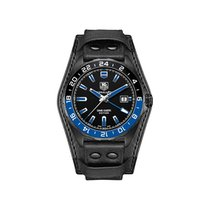 TAG Heuer Formula 1 Calibre 7 Steel 43mm Black No numerals United States of America, New York, New York