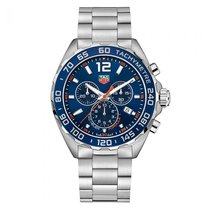 TAG Heuer Formula 1 Quartz Steel 43mm Blue United States of America, New York, New York