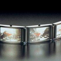 摩凡陀 新的 手動發條 鋼 玻璃
