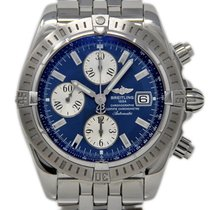 Breitling Chronomat Evolution new 2020 Automatic Chronograph Watch with original box and original papers A1335611/C645
