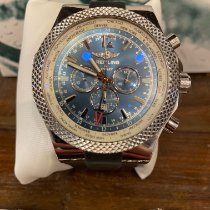 Breitling Bentley GMT A47362S4/B919 2007 pre-owned