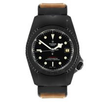 Tudor Black Bay Stål 42mm Svart