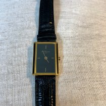 S.T. Dupont Yellow gold 21mm Quartz 82CAD47 pre-owned