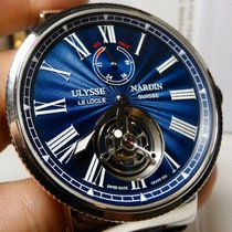 Ulysse Nardin new Automatic 43mm Steel