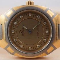Omega Seamaster 795.1022 Sehr gut Gelbgold 23mm Quarz Schweiz, Pfäffikon SZ