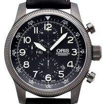 Oris Big Crown Timer 46mm Black