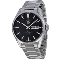 TAG Heuer Carrera Calibre 5 Steel 41mm Blue No numerals Australia, chippendale