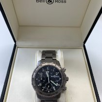 Bell & Ross BR 01-94 Chronographe BR01-94 Very good Titanium 41mm Automatic
