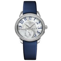 Ulysse Nardin Jade Steel 37mm Mother of pearl Arabic numerals