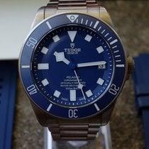 Tudor Pelagos Titanium Blue No numerals United States of America, Indiana, goshen
